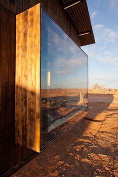 Una casa nel deserto