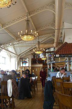 Interior, Mumbles Pier by mark.hogan, via Flickr