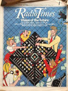 'Radio Times 2' George Hardie