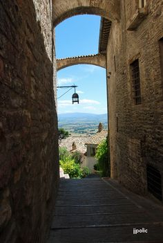 Assisi, province of Perugia , Umbria region, Italy