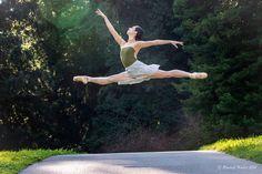 Amanda flying. © Randall Hobbet 2014 ♥ www.thewonderfulworldofdance.com