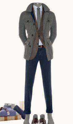 brunello cucinelli fw 2012 men's - Google Search