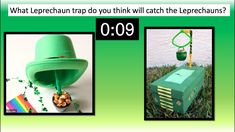 Would You Rather? St. Patrick's Day! - PE Warm Up, Brain Break - This or... Leprechaun Trap, Brain Breaks, Would You Rather, The Creator, Warm, Fitness, Brain Training