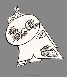 Grecian helmet