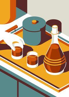 Illustration par Jeremy Booth