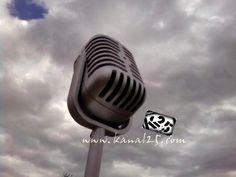 Kanal25 Vintage Microphone, Electronics, Consumer Electronics