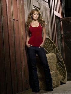 Smallville Season 7 – Erica Durance as Lois Lane