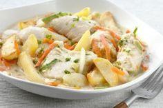 Gentse Waterzooi (chicken stew from Ghent)