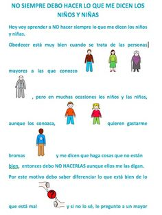 Guiones sociales para alumnos con TEA Aspergers, Special Needs, Speech Therapy, Tea, Education, Blog, Socialism, Kids Psychology, Autism Classroom