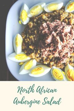 Libyan sharmoula tomato and cucumber dip the ojays world and north african aubergine and tuna salad really easy recipe with only 3 ingredients forumfinder Choice Image