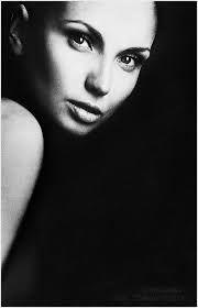 Картинки по запросу ilona pulkstene photographer Mona Lisa, Fine Art, Black And White, Artwork, Beauty, Fashion, Moda, Work Of Art, Black N White