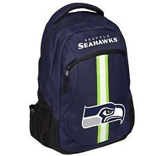 NFL Seattle Seahawks backpack great quality new Style   FREE SHIPPING!