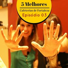 Tá no arrrrrr.... Confere lá no link http://www.dizaigi.com.br qual foi a #cafeteria No 03 da nossa lista.