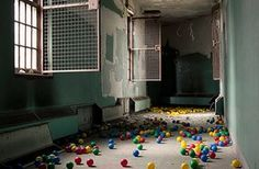 States of Decay: Asylum, New York