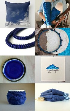 I'm just a little blue raincloud... by K. J. Beargeon on Etsy--Pinned with TreasuryPin.com