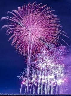 Japanese Fireworks | Tomoyasu Chida