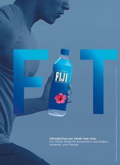 Fiji Water   Advertising