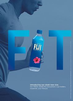 Fiji Water   Advertising