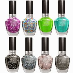 LA CARÈNE: WET N WILD FERGIE NAIL COLOR, ROCK ALL SIDES OF TH...