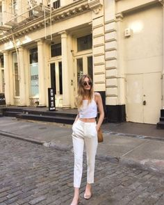 One of my favorite outfits wearing Zadig & Voltaire pants,...