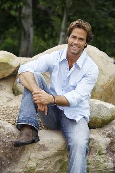 """Shawn Christian stars as Dr. Daniel Jonas on """"Days of Our Lives."""""""