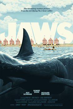 Jaws Film, Film Movie, Jaws 4, Movie Props, Film Poster Design, Movie Poster Art, Culture Pop, Geek Culture, Film Images