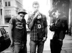 Beastie Boys in the early 80's http://ift.tt/2xOlt4r