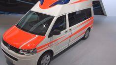 Volkswagen Transporter T5 Ambulance