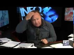 Alex Jones : Government Aliens Have Invaded The Earth - RANT