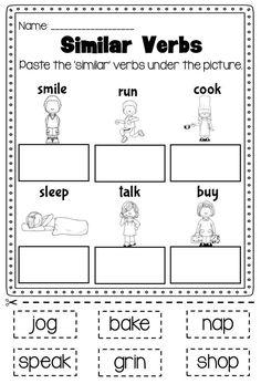 Resultado de imagen de lista de verbos regulares e