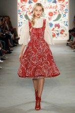 Lena Hoschek Spring Summer 2018 MBFW Berlin – KISS ME PIROSCHKA - Mode, Shopping, Designer, Trends - Fashionstreet-Berlin