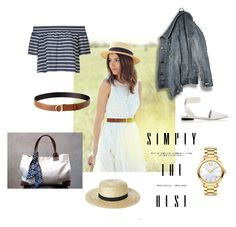 """""""Simply The Best"""" by poepoepurses on Polyvore featuring Movado, Senso, Rusty and Salvatore Ferragamo"""