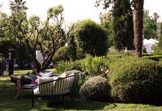 Espacios de descanso en www.chicureobazar.cl