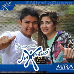 El #Miraismo promueve la formación de jóvenes líderes con sensibilidad social.
