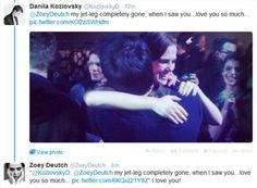 Danila and Zoey aww