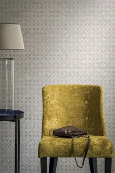 Casamance wallpaper Loggia autumn 2015