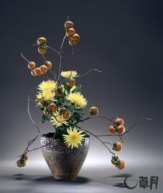 Flowers: Ikebana inspired