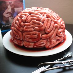 How To: Hannibal Finale Brain Cake — Sugared Nerd