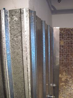 As we promised, here's our complete run-down on how we installed our galvanized shower surround. If you've followed us at all recently, you know we just upgraded our basement bathroom and too…
