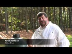 Kevin Rathbun talks about his experience with the Big Green Egg
