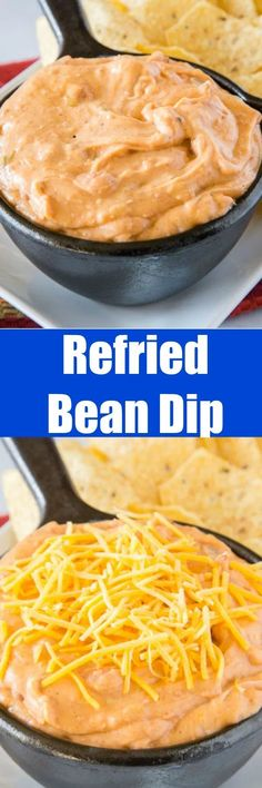 Appetizer Dips, Yummy Appetizers, Appetizer Recipes, Snack Recipes, Snacks, Breakfast Recipes, Healthy Recipes, Bean Dip Recipes, Chef Recipes