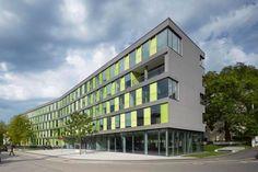 Germany, Schädler & Zwerger Architekten - Leinfelden-Echterdingen - Architekten
