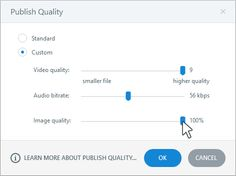 Storyline 360: Best Practices for High Quality Images and Videos  - Articulate Support