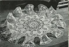 crochet tables - Google Search