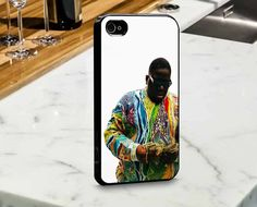 Biggie smalls for iPhone and Samsung Case by mulailagi on Etsy
