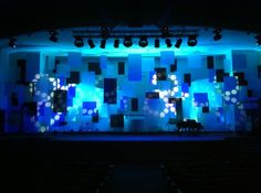 Hanging Panels | Church Stage Design Ideas