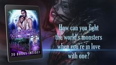 ***ARE YOU AN iBOOKS OR NOOK FAN?*** Enter to win a shot at a FREE e-book copy of Other Worlds - either Nook or iBooks! Simply fill out the form below. Daily Winners until 10/20. US Residents only.  https://goo.gl/forms/KmSDS2a4JjZz3cxq1