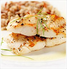 tilapia- great protein source! About 7 grams of protein per oz.