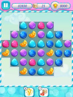 Candy Rain 3 Game - Free Online Games
