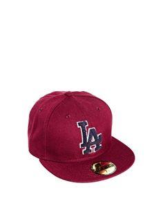 New Era 59Fifty Cap LA Dodgers dd9609df21b